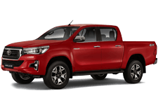 Hilux Doble Cabina 4x2